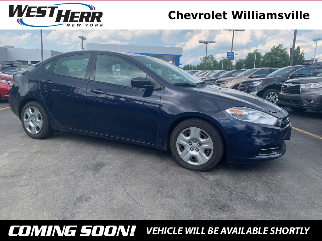 Pre-Owned 2013 Dodge Dart SE/AERO FWD 4D Sedan