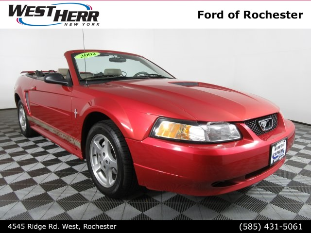 Pre-Owned 2002 Ford Mustang V6