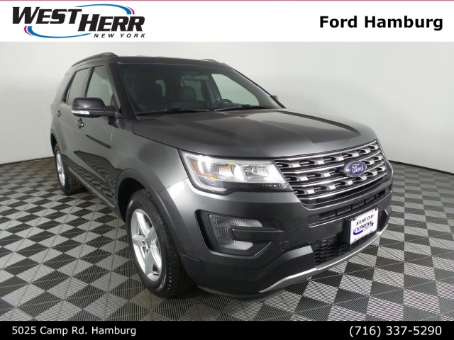 Pre Owned 2017 Ford Explorer Xlt 4d Sport Utility In Williamsville Fhe183840a Infiniti Of
