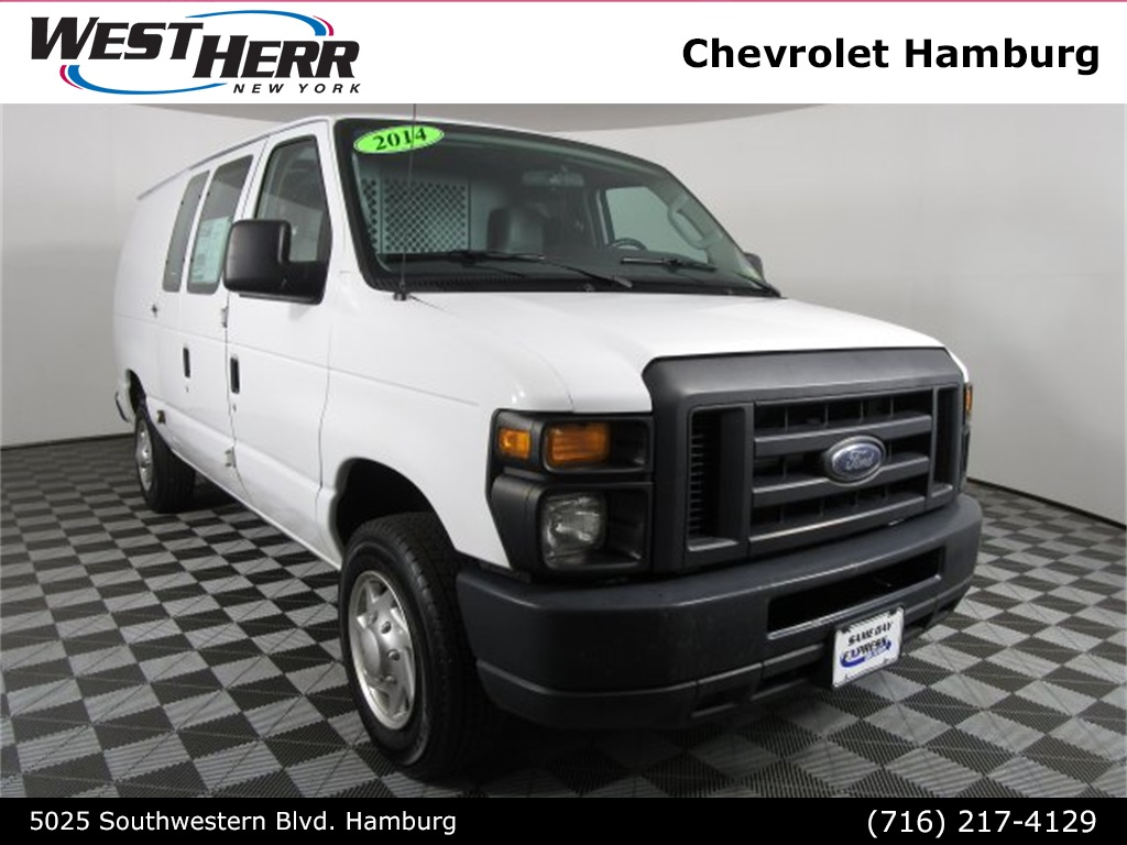 Pre-Owned 2014 Ford E-150 RV