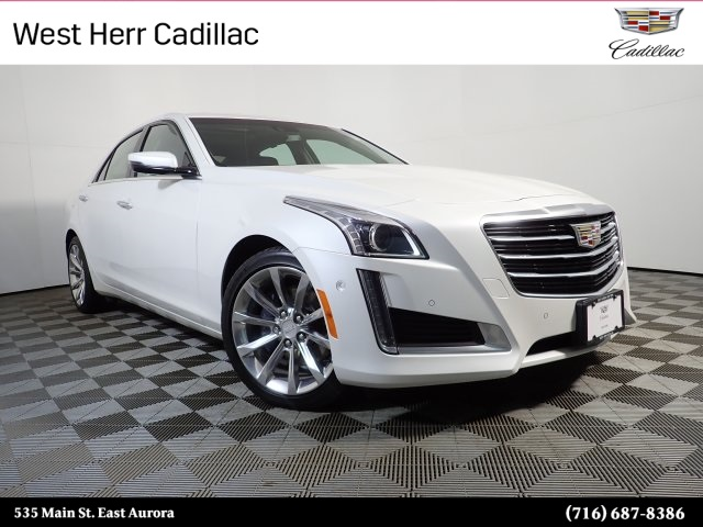 Pre-Owned 2016 Cadillac CTS 2.0L Turbo Performance
