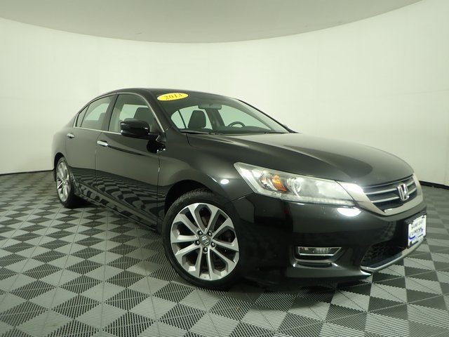 2013 Honda Accord Sport For Sale >> Pre Owned 2013 Honda Accord Sport