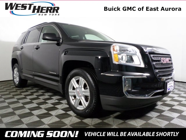 Pre Owned 2016 Gmc Terrain Sle 2 4d Sport Utility In Williamsville