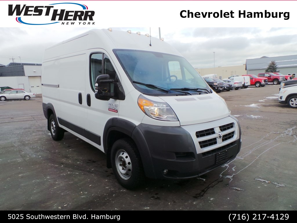 Pre-Owned 2015 Ram ProMaster 2500 High Roof