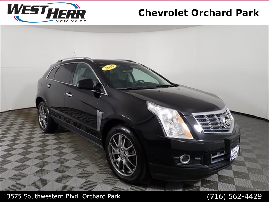 Pre Owned 2016 Cadillac Srx Performance 4d Sport Utility In