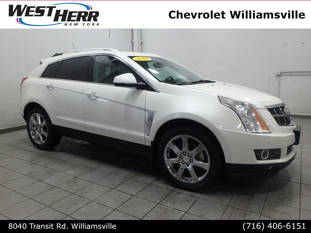 Pre Owned 2010 Cadillac Srx Performance 4d Sport Utility In
