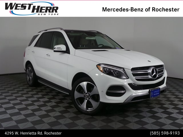 Pre Owned 2017 Mercedes Benz Gle 350