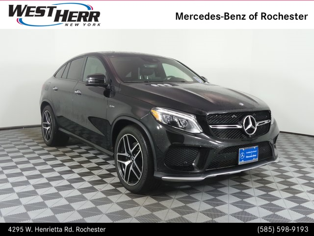 Pre Owned 2017 Mercedes Benz Gle Gle 43 Amg Coupe Coupe In