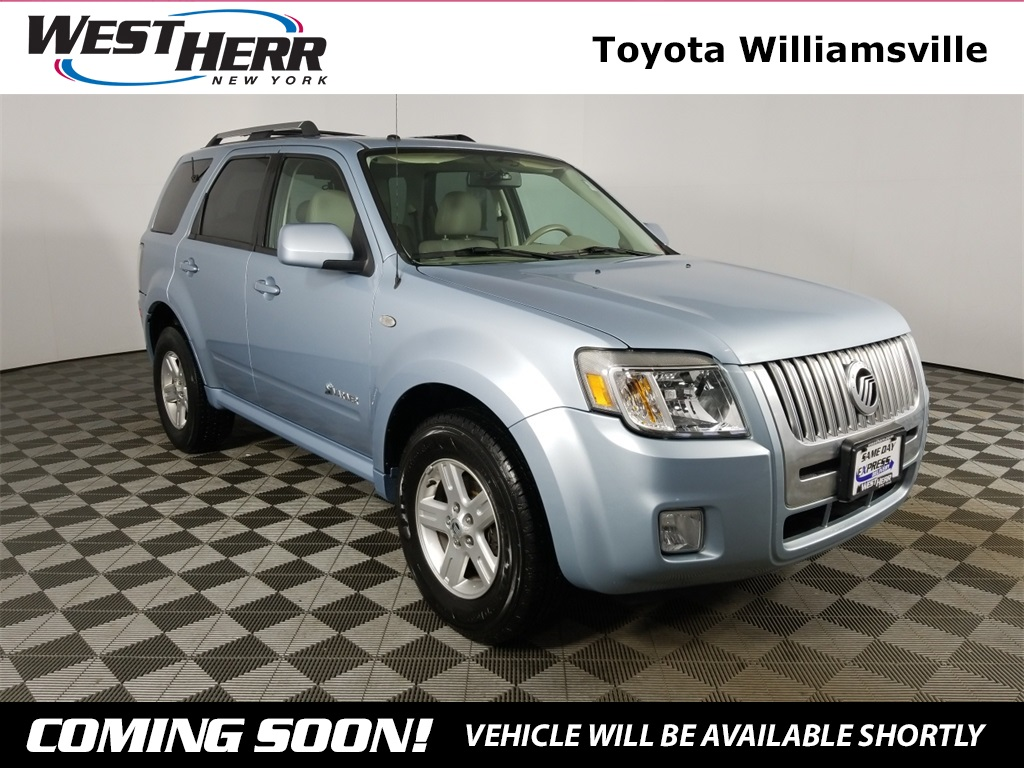 Pre Owned 2008 Mercury Mariner Hybrid