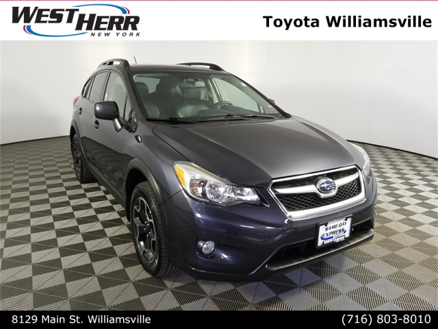 Pre-Owned 2013 Subaru XV Crosstrek 2.0i Limited