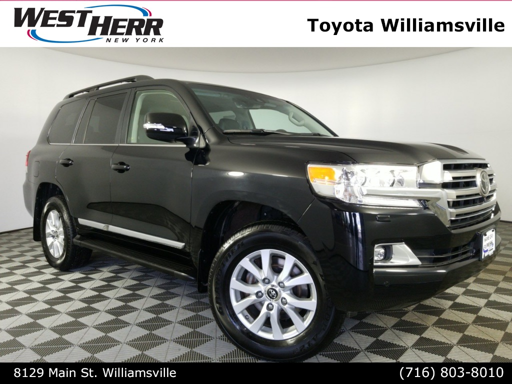 Pre-Owned 2017 Toyota Land Cruiser