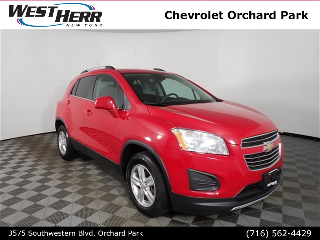 Pre Owned 2016 Chevrolet Trax Lt 4d Sport Utility In Williamsville Co19p258 Infiniti Of
