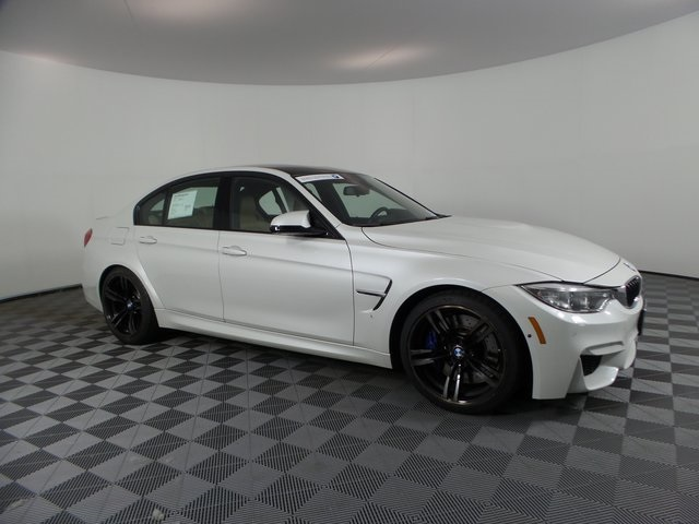 Pre Owned 2016 Bmw M3