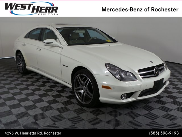Pre-Owned 2011 Mercedes-Benz CLS CLS 63 AMG®