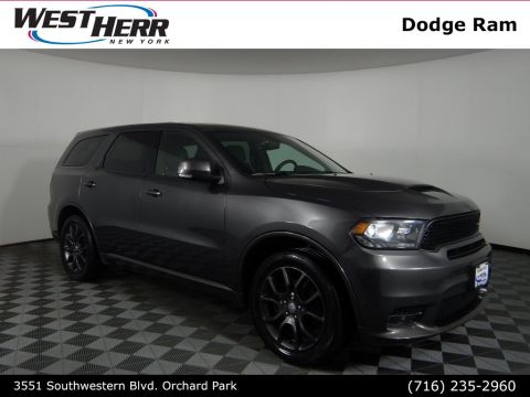 Pre-Owned 2018 Dodge Durango R/T