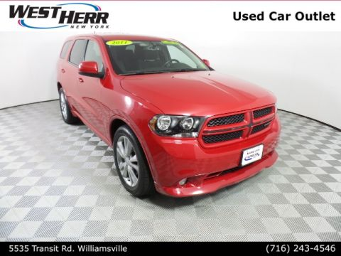 Pre-Owned 2011 Dodge Durango Heat