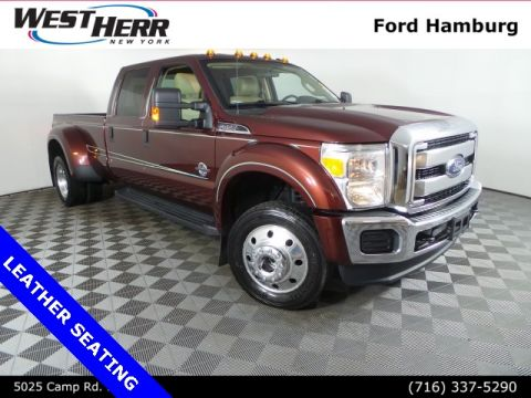 Pre-Owned 2015 Ford F-450SD XLT