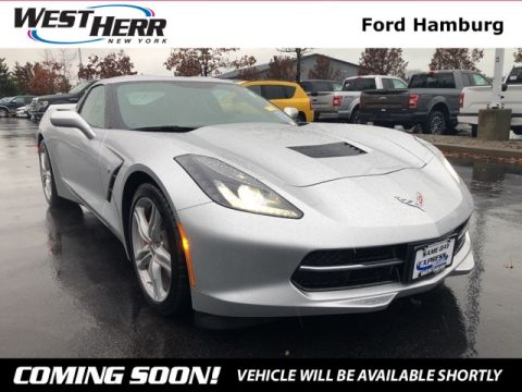 Pre-Owned 2017 Chevrolet Corvette Stingray