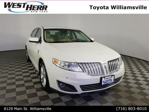 Pre-Owned 2010 Lincoln MKS