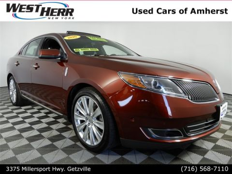 Pre-Owned 2016 Lincoln MKS EcoBoost