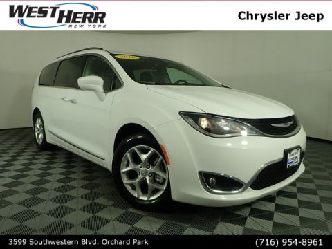 Pre-Owned 2018 Chrysler Pacifica Touring L Plus