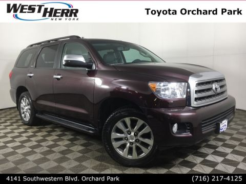 Pre-Owned 2015 Toyota Sequoia Limited